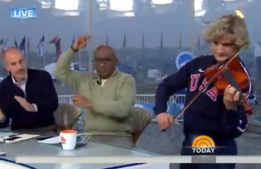 Al Roker, ladies and gentlemen.